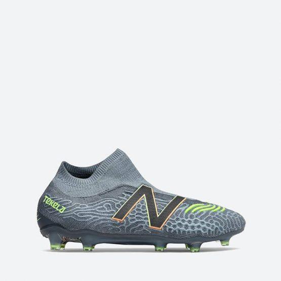נעלי קטרגל ניו באלאנס לגברים New Balance Tekela V3 Pro Fg - אפור
