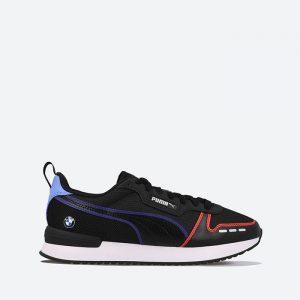 נעלי סניקרס פומה לגברים PUMA BMW Motorsport R78 - שחור