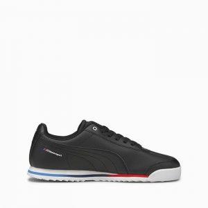 נעלי סניקרס פומה לגברים PUMA BMW Motorsport Roma - שחור