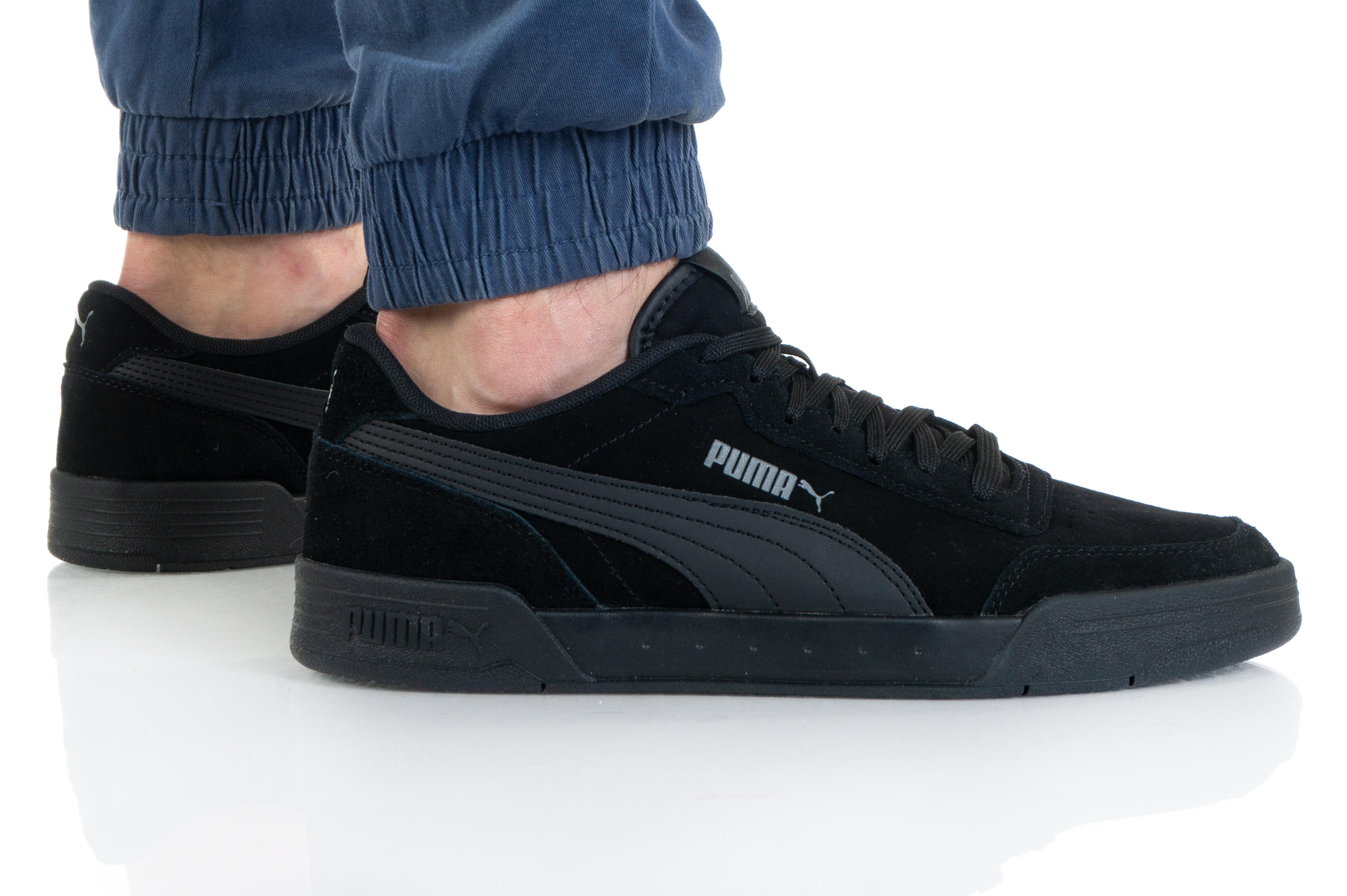 נעלי סניקרס פומה לגברים PUMA CARACAL SD - שחור