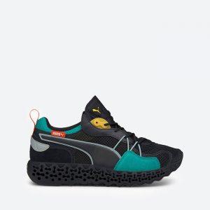 נעלי סניקרס פומה לגברים PUMA Calibrate Restored Tron - שחור
