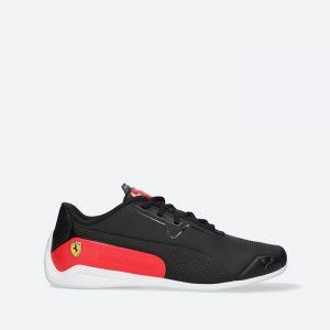 נעלי סניקרס פומה לגברים PUMA Ferrari Drift Cat 8 - שחור