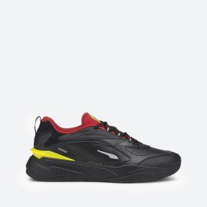נעלי סניקרס פומה לגברים PUMA Ferrari RS-Fast - שחור