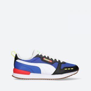נעלי סניקרס פומה לגברים PUMA R78 OG - כחול