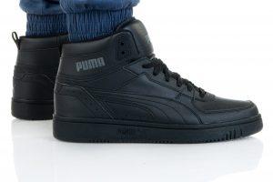נעלי סניקרס פומה לגברים PUMA REBOUND JOY - שחור