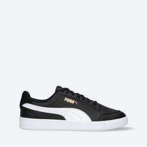 נעלי סניקרס פומה לגברים PUMA Shuffle - שחור