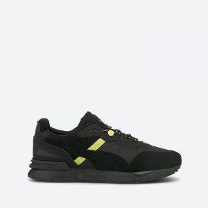 נעלי סניקרס פומה לגברים PUMA x Helly Hansen Mirage Tech - שחור