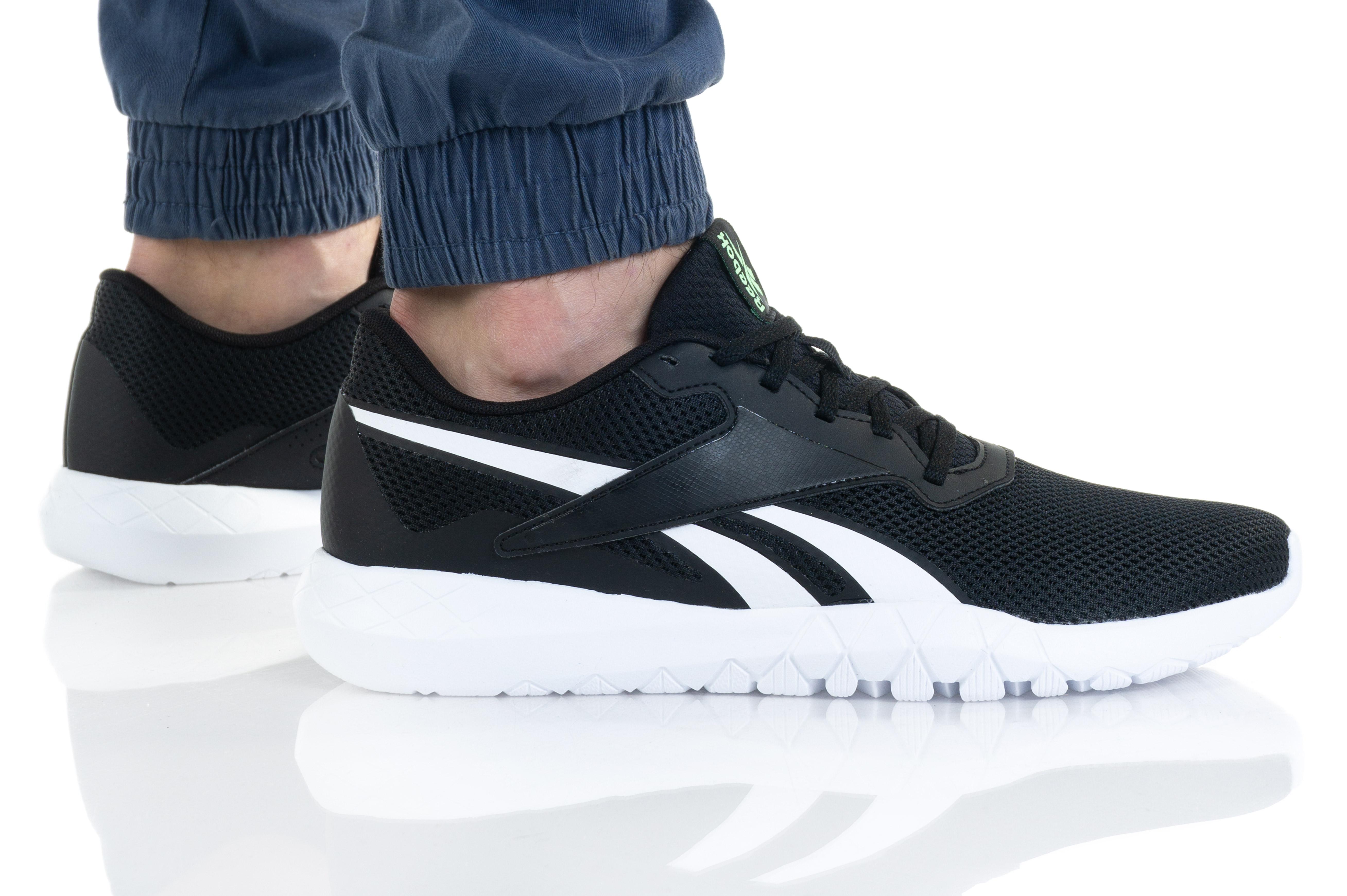 נעלי סניקרס ריבוק לגברים Reebok FLEXAGON ENERGY TR 3.0 MT - שחור