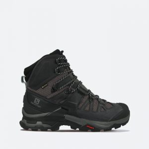 נעלי טיולים סלומון לגברים Salomon Quest 4 Gore-Tex GTX - שחור