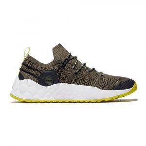 נעלי סניקרס טימברלנד לגברים Timberland Solar Wave Low Knit - צבעוני