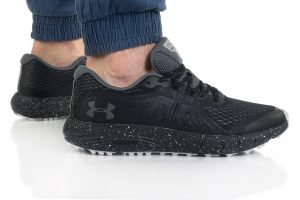נעלי ריצת שטח אנדר ארמור לגברים Under Armour Charged Bandit Trail - שחור