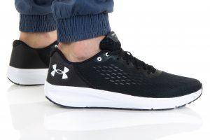 נעלי ריצה אנדר ארמור לגברים Under Armour Charged Pursuit 2 SE - שחור/לבן