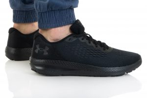 נעלי ריצה אנדר ארמור לגברים Under Armour Charged Pursuit 2 SE - שחור