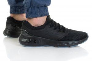 נעלי ריצה אנדר ארמור לגברים Under Armour Charged Vantage - שחור