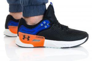נעלי אימון אנדר ארמור לגברים Under Armour HOVR Apex 2 - שחור