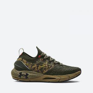 נעלי ריצה אנדר ארמור לגברים Under Armour Hovr Phantom 2 - ירוק