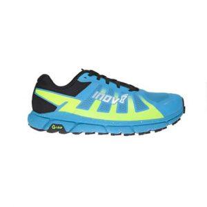 נעלי ריצת שטח אינוב 8 לגברים Inov 8 Terraultra G 270 - תכלת/צהוב