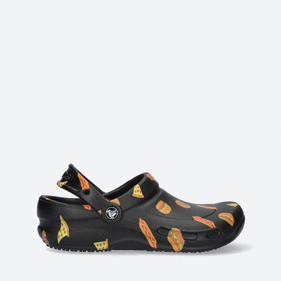 כפכפי Crocs לגברים Crocs Bistro Graphic Clog - שחור