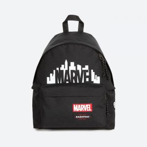 תיק איסטפק לגברים EASTPAK x Marvel Padded Pakr - שחור
