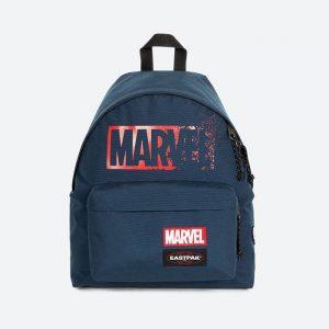 תיק איסטפק לגברים EASTPAK x Marvel Padded Pakr - כחול