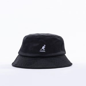 כובע קנגול לגברים Kangol Liquid Mercury Bucket Hat - שחור