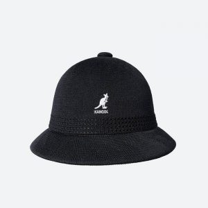 כובע קנגול לגברים Kangol Tropic Ventair Snipe - שחור