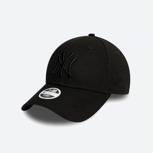 כובע ניו ארה לגברים New Era 9Forty  York Yankees - שחור