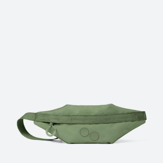 תיק פינג-פונג לגברים Pinqponq Nik Hipbag - ירוק