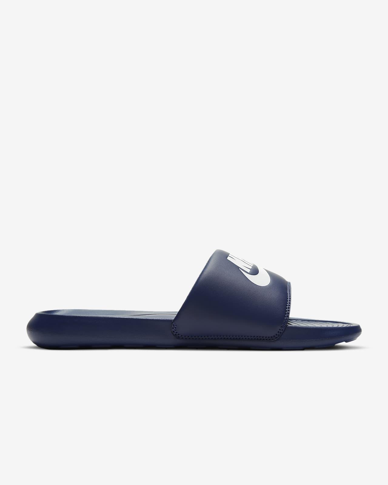 כפכפי נייק לגברים Nike Victori One - כחול כהה
