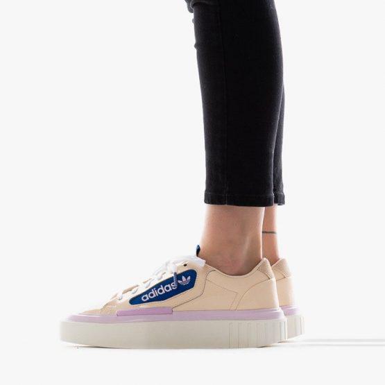 נעלי סניקרס אדידס לנשים Adidas Hypersleek - צבעוני בהיר