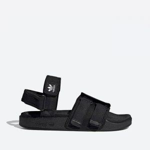 סנדלים אדידס לנשים Adidas New Adilette Sandal - שחור