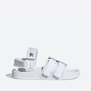 סנדלים אדידס לנשים Adidas New Adilette Sandal - לבן