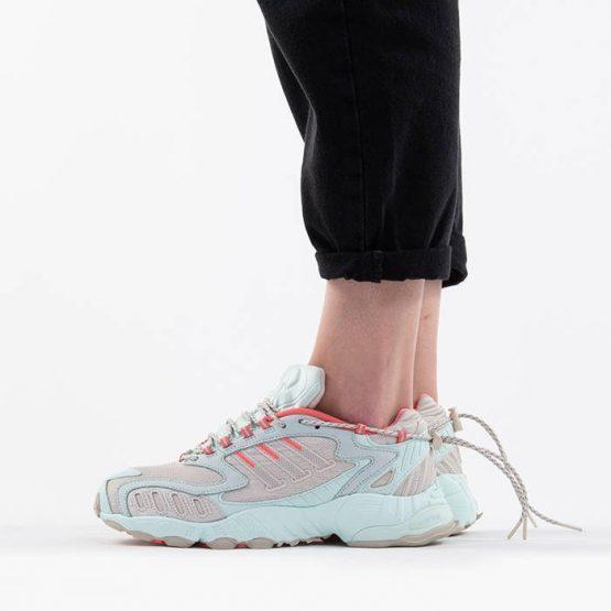 נעלי סניקרס אדידס לנשים Adidas Torsion TRDC - צבעוני
