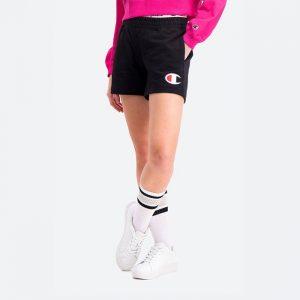מכנס ספורט צ'מפיון לנשים Champion Shorts - שחור