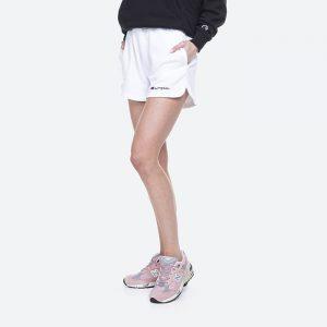 מכנס ספורט צ'מפיון לנשים Champion Shorts - לבן