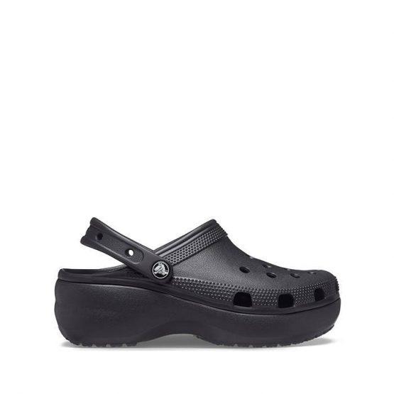 כפכפי Crocs לנשים Crocs Classic Platform Women - שחור