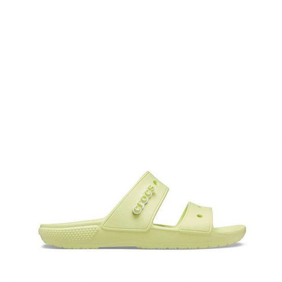 כפכפי Crocs לנשים Crocs Classic Sandal - ירוק