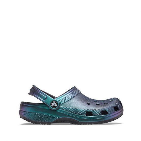 כפכפי Crocs לנשים Crocs Prismatic Clog - צבעוני כהה