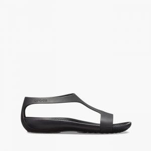 סנדלים Crocs לנשים Crocs Serena - שחור