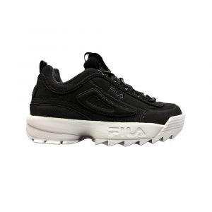 נעלי סניקרס פילה לנשים Fila Disruptor II - שחור