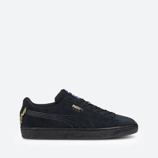 נעלי סניקרס פומה לנשים PUMA Suede Classic Dark Dream Wns - שחור