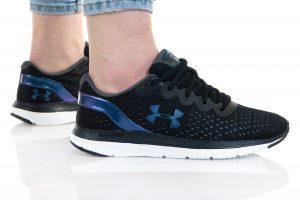 נעלי ריצה אנדר ארמור לנשים Under Armour Charged Impulse Shft - שחור
