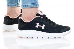 נעלי ריצה אנדר ארמור לנשים Under Armour Surge 2 - שחור