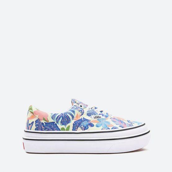 נעלי סניקרס ואנס לנשים Vans Super Comfycush - צבעוני בהיר