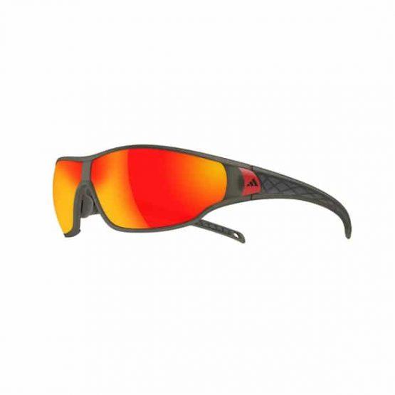 משקפי שמש אדידס לגברים Adidas Tycane - כתום/שחור