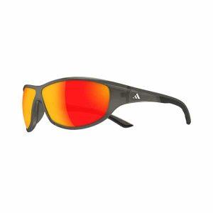 משקפי שמש אדידס לגברים Adidas Daroga - אפור כהה