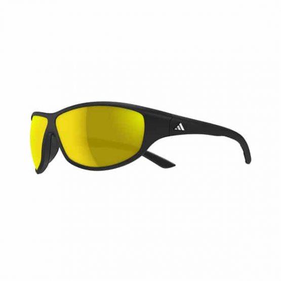 משקפי שמש אדידס לגברים Adidas Daroga - שחור/צהוב