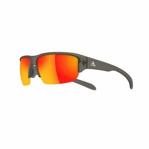 משקפי שמש אדידס לגברים Adidas kumacross halfrim - כתום/שחור