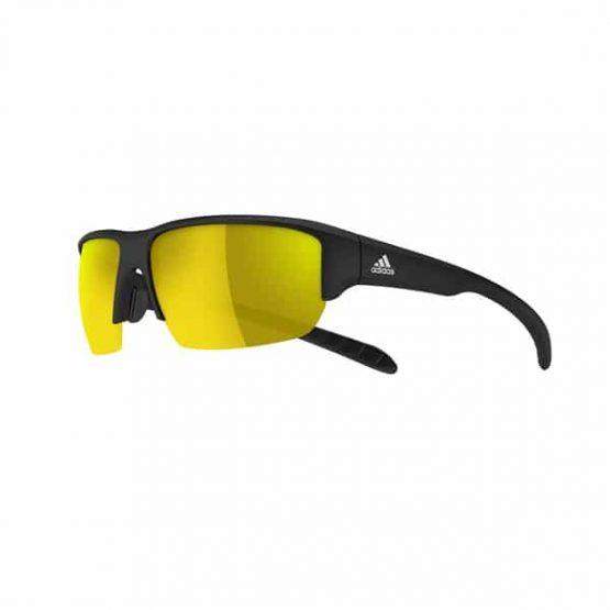 משקפי שמש אדידס לגברים Adidas kumacross halfrim - שחור/סגול