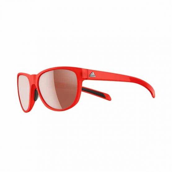משקפי שמש אדידס לגברים Adidas Wildcharge - אדום